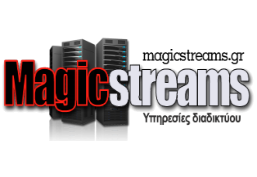 Logo Magic Streams